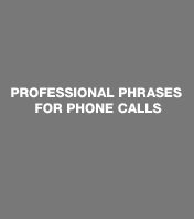 ENGLISH FOR PHONE CALLS TELEPHONING ENGLISH FLAHBOOKS NO.1